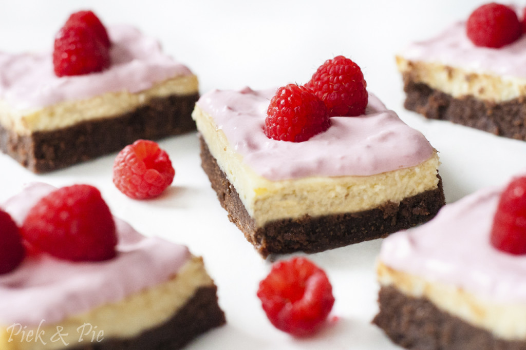 Brownies met cheesecake van Hummingbird Bakery 2