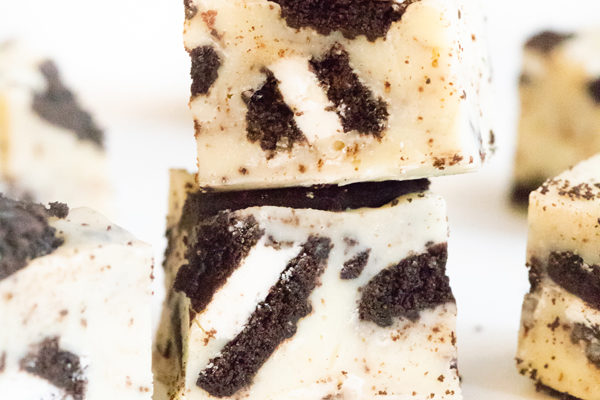 Recept voor Oreo fudge